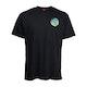 Santa Cruz Dope Planet Fade Kurzarm-T-Shirt