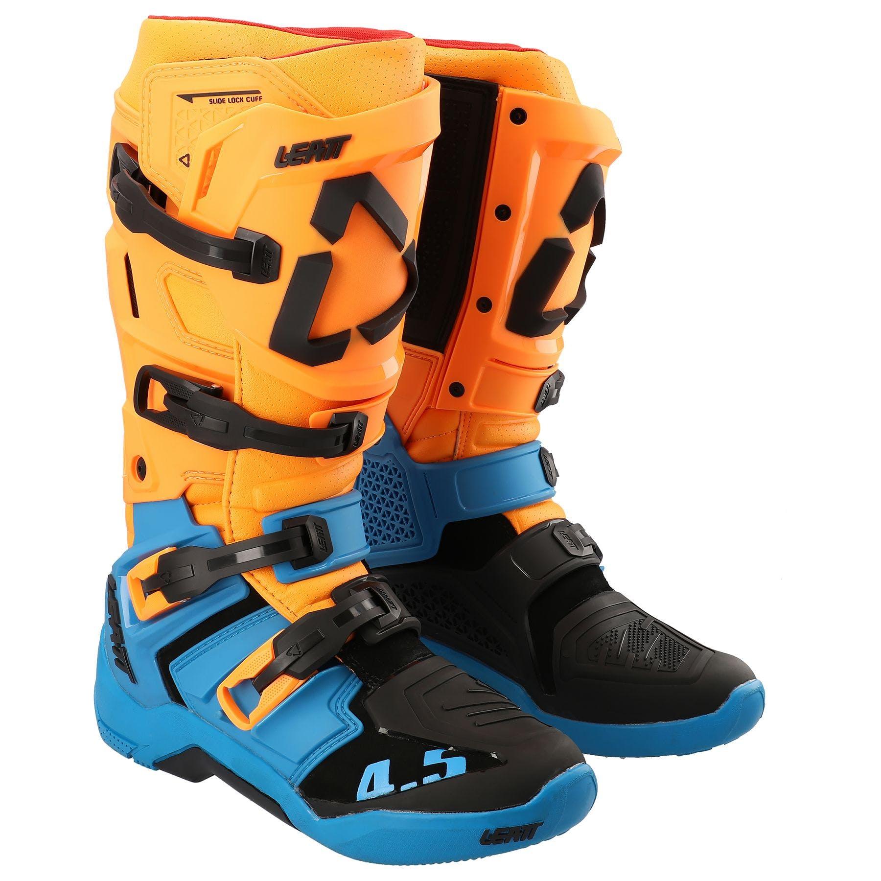 Leatt Pair Enduro And Mens Underwear Mx Boot Socks Grey Black All Sizes