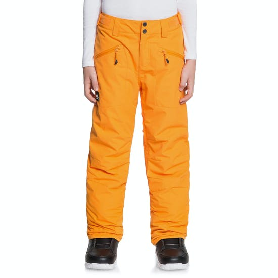 Quiksilver Boundry Boys Snow Pant - Free Delivery options on All Orders  from Surfdome UK
