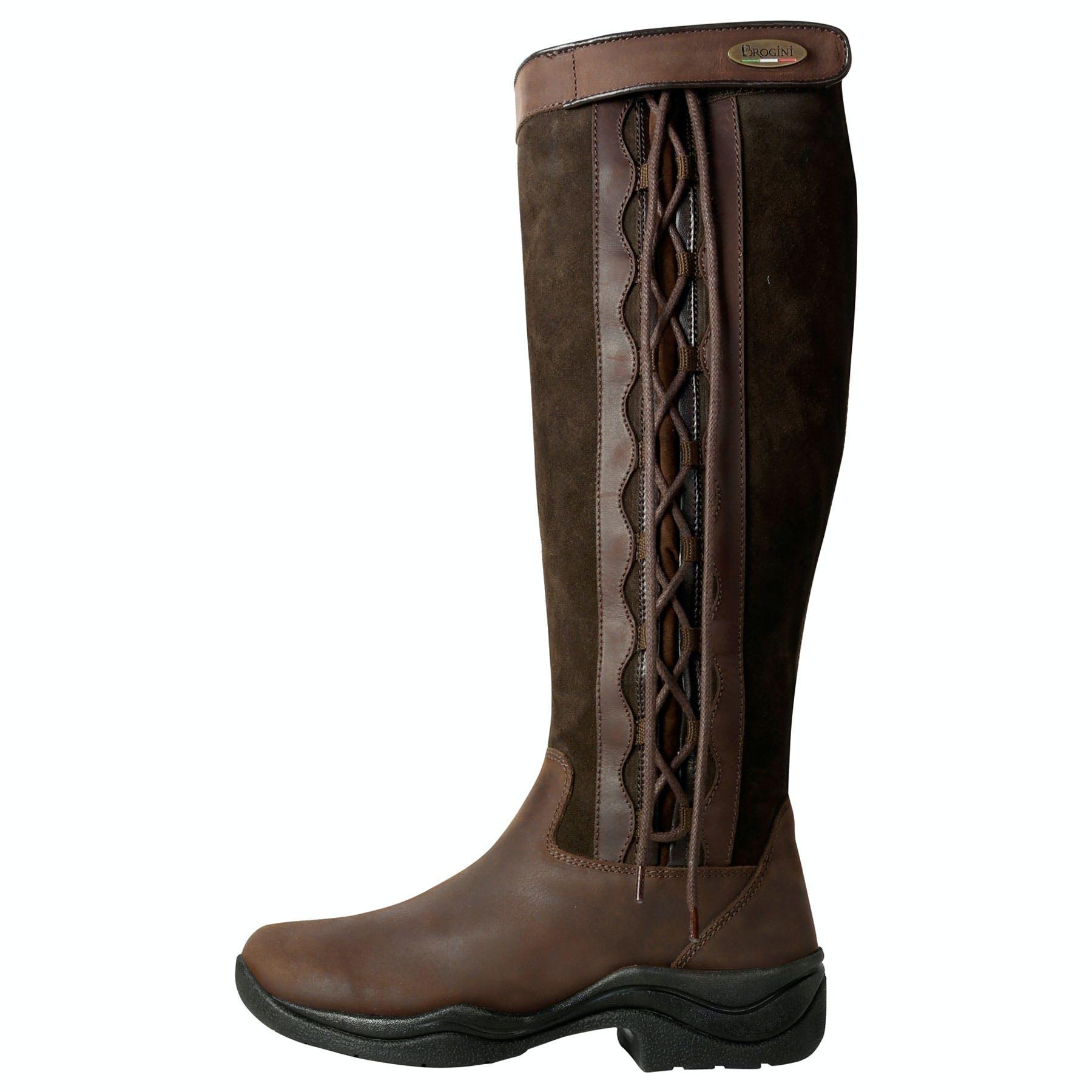 Brogini New Capitoli Tall Long Riding Boots
