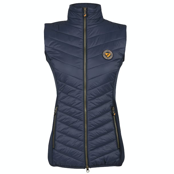 Shires Aubrion Cannon Insulated Womens Gilet available from Derbyhouse