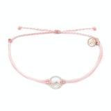 Pura Vida Sierra Bracelet - Baby Pink