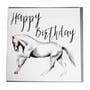 Horsedrawn Happy Birthday