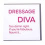 Dressage Diva
