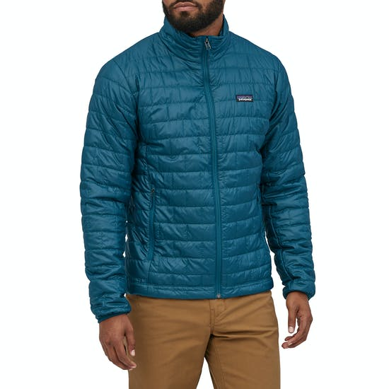 Patagonia Nano Puff Jacket Free Delivery Options On All Orders From Surfdome Uk