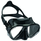 Cressi Matrix Diving Mask - Black Black