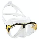 Diving Mask Cressi Matrix - Clear Yellow