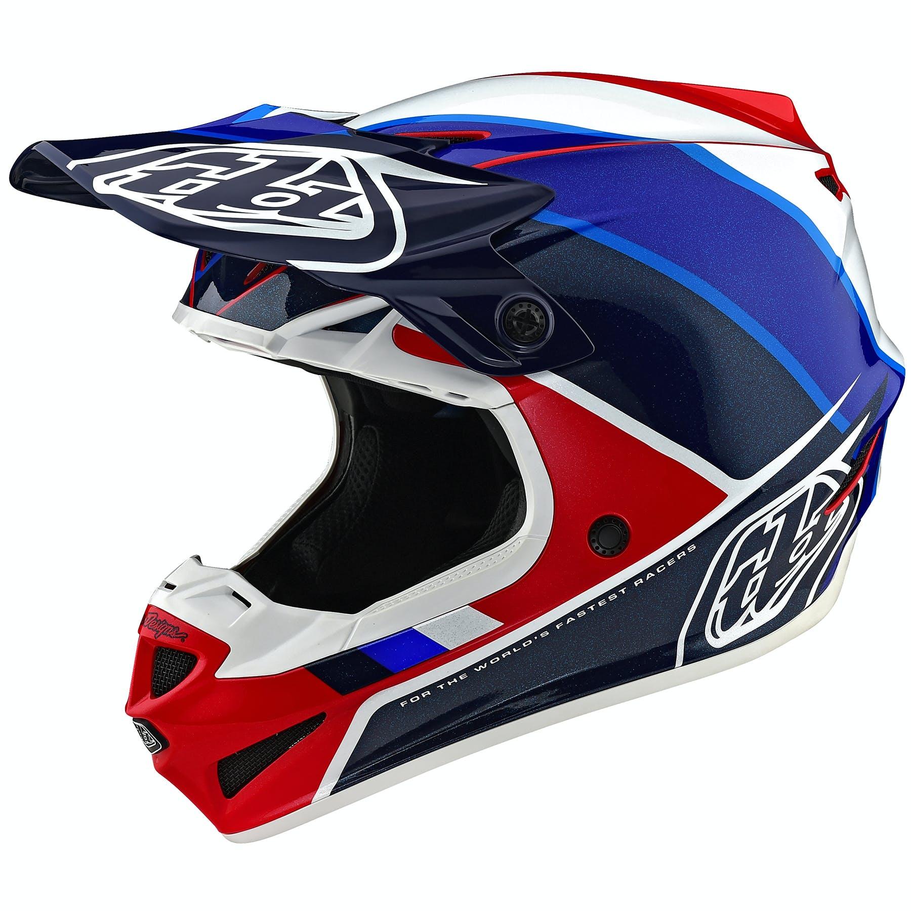 TROY LEE DESIGNS TLD MENS RED POP WHEELIES MX MOTO AIR GLOVES size S M L XL 2X