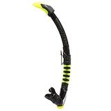 Snorkel Aqualung Zephyr Flex P/v - Hot Lime Black