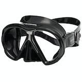 Atomic Aquatics Subframe Arc Diving Mask - Black