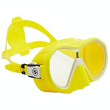 Diving Mask Aqualung Plazma - Yellow White