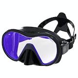 Diving Mask Apeks VX1 - Black UV Lens