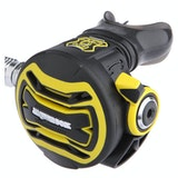 Regulator Apeks XTX40 Octopus - Black Yellow