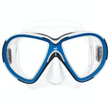 Aqualung Reveal X2 Diving Mask - Clear Blue