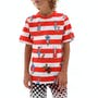 Where's Waldo White Racing Red