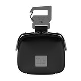 Db The Micro Pu Leather Headphones Case - Black Out