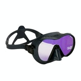 Diving Mask Apeks VX1 - Grey UV Lens