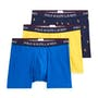 Blue/Yellow/Navy