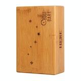 Yogi Bare Bamboo , Yoga Block - Bamboo