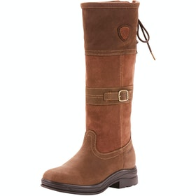 Ariat Langdale H20 Ladies Country Boots - Java