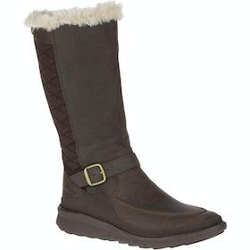 Merrell Tremblant Ezra Tall Polar Waterproof Boots - Espresso