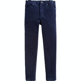 Joules Jett Cord Five Pocket Boys Chino Pant - Navy