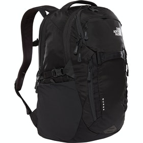 North Face Surge , Laptopryggsäck - TNF Black