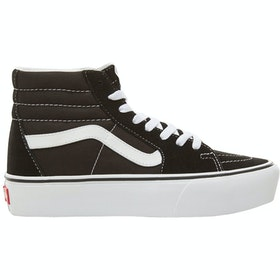 Vans SK8 Hi Platform 2.0 Trainers - Black True White