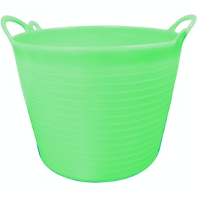 Prostable Flexi Feed Tub Bucket - Light Green