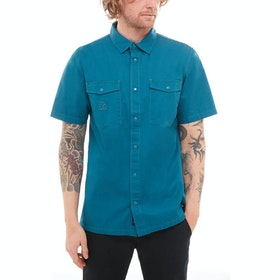 Camisa de Manga Curta Vans Hayes - Corsair