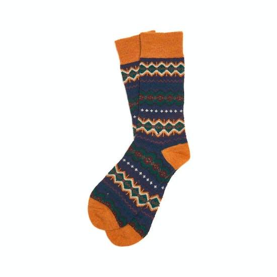 Barbour Caistown Fairisle Socks