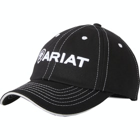 Ariat Team II Cap - Black White