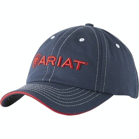 Ariat Team II Cap - Navy Red
