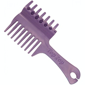 Peigne à crinière LeMieux TopZop - Purple