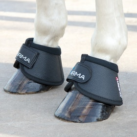 Shires ARMA Comfort Over Reach Boots - Black