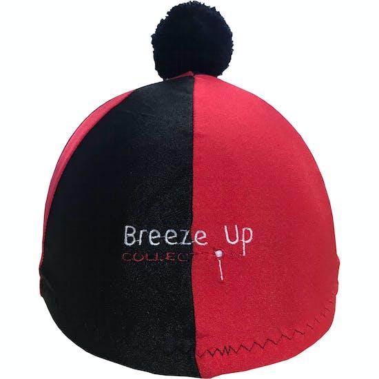 Breeze Up Logo Hjelmovertræk
