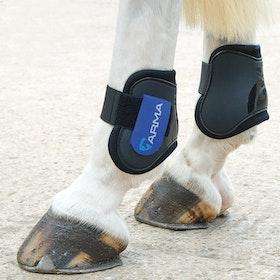 Shires ARMA Fetlock Boots - Black Royal