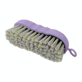 Shires Contour Ezi Groom Hoof Brush - Lilac