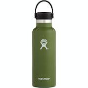 Hydro Flask 18 oz Standard Mouth With Flex Cap Vandflasker