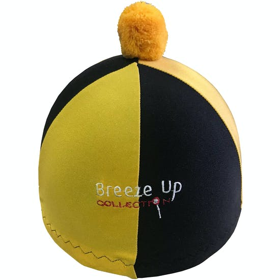 Breeze Up Logo Helm-Überzug
