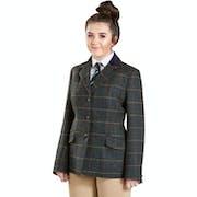 Firefoot Girls Fewston Standard Collar , Tweed Jackets