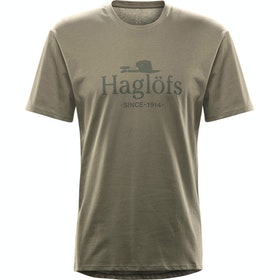 Haglofs Camp T Shirt - Sage Green