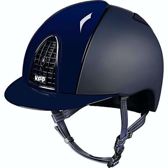 KEP Cromo Polish Riding Hat