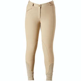 Firefoot Rawdon Comfort Ladies Riding Breeches - Fawn