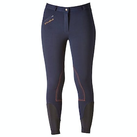 Firefoot Rawdon Comfort Ladies Riding Breeches - Navy