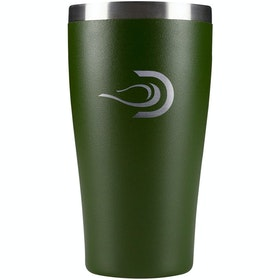 Drinktanks 16oz Vacuum Insulated Flask - Timber