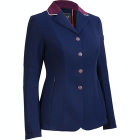Tredstep Solo Vision Ladies Competition Jackets - Navy