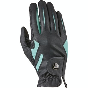 Dublin Cool It Gel Gloves - Black Teal