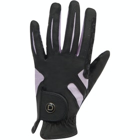 Dublin Cool It Gel Gloves - Black Pink