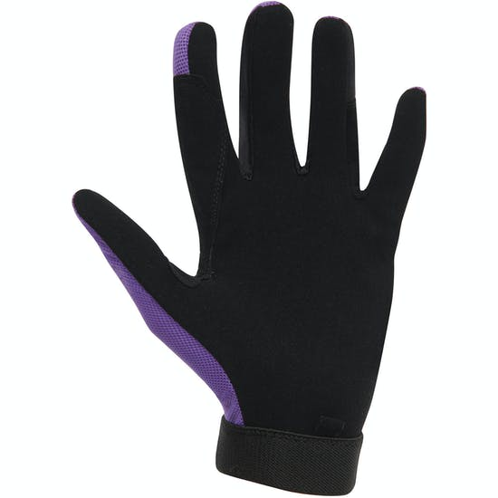Dublin Meshback Riding Gloves
